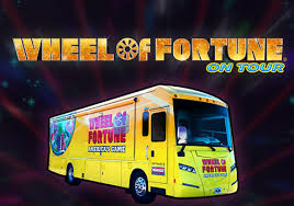 Wheels of Fortune on Tour Slot